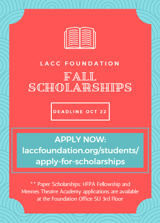 LACCF Scholarships
